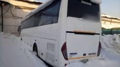 Zhong Tong. Туристический автобус zhong tong LCK 6127