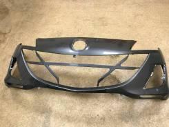 Бампер передний Mazda 3 2009-2011 кузов BL
