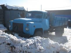ГАЗ 53. , 2 400 куб. см., 4 000 кг.