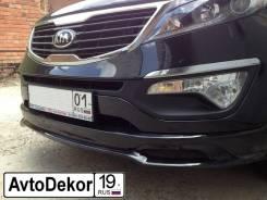 Губа. Kia Sportage, SL Двигатели: D4FD, D4HA, G4FD, G4KD, G4KE, G4KH
