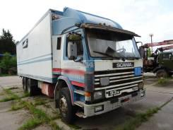 Scania. Фургон scania, 1 000куб. см., 1 000кг., 6x4