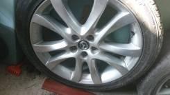 Mazda. 7.5x19, 5x114.30, ET-50