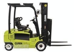 Clark. Вилочный погрузчик GEX 16 (электрический), 1 600 кг.