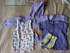 Одежда на ляльку до года