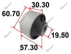 Сайлентблок задний переднего рычага TNC 20204-AG010 AAMSB1005