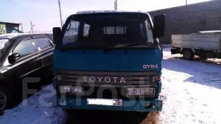 Toyota Dyna. Тойота Дюна, 2 700 куб. см., 1 500 кг.