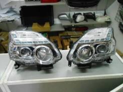 Фара. Nissan X-Trail, T31, T31R Двигатели: M9R, MR20DE, QR25DE