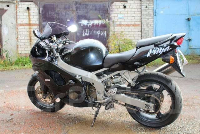 Kawasaki Zx 9r Ninja 2 хозяина 25 птс в россии с 2015