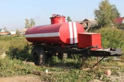 Самодельная модель. Прицеп-комплекс для пожаротушения и сельхоз-работ