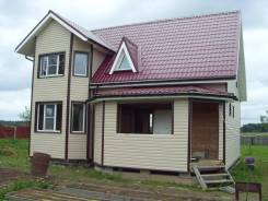 Строительство домов, дач из бруса.