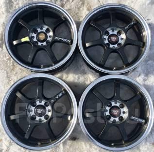 RAYS Daytona. 6.5x15, 4x100.00, ET38, ЦО 65,0мм.