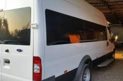 Ford Transit. Микроавтобус , 2 400куб. см., 16 мест