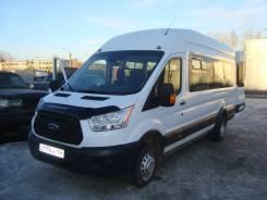 Ford Transit. Ford Tranzit, 2 200 куб. см., 20 мест