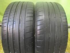 Michelin Pilot Super Sport. Летние, 2015 год, износ: 30%, 2 шт