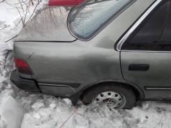 Дверь передняя левая на Toyota Carina 2 1992г. в. AT170, 5A