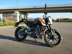 KTM 200 Duke. 200 куб. см., исправен, птс, с пробегом. Под заказ