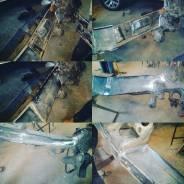 Восстотоновление рам. Кузовной ремонт