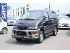 Mitsubishi Delica. автомат, 4wd, 3.0 (183л.с.), бензин, 47тыс. км, б/п, нет птс. Под заказ