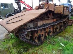 ОТЗ ТДТ-55А. Трактор, 1 000 куб. см.
