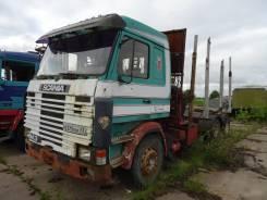 Scania. Лесовоз , 14 000куб. см., 27 500кг., 6x2