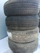 Bridgestone. Всесезонные, 2016 год, износ: 30%, 4 шт