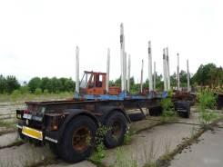 Kilafors. Лесовозный прицеп, 32 000 кг.