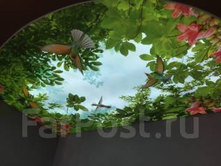 Натяжные потолки Soffitto