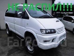 Mitsubishi Delica. автомат, 4wd, 2.8, дизель, 156 000тыс. км, б/п, нет птс. Под заказ