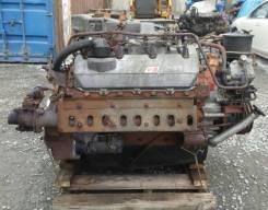 Двигатель в сборе. Kia Granbird Двигатель EF750