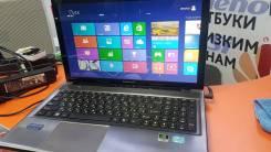 Lenovo IdeaPad Z580. 15.6дюймов (40см), 2,2ГГц, ОЗУ 4096 Мб, диск 500 Гб, WiFi, Bluetooth, аккумулятор на 4 ч.