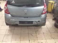 Бампер. Renault Logan Renault Sandero Двигатели: D4D, D4F, K4M, K7J, K7M, K9K