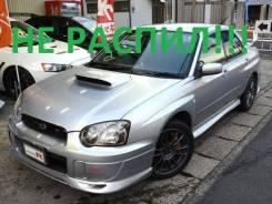Subaru Impreza WRX STI. механика, 4wd, 2.0, бензин, 125 000тыс. км, б/п, нет птс. Под заказ