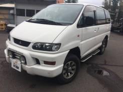 Mitsubishi Delica. автомат, 4wd, 3.0, бензин, 154 400тыс. км, б/п, нет птс. Под заказ
