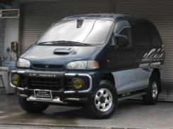 Mitsubishi Delica. автомат, 4wd, 2.8, дизель, 199 000тыс. км, б/п, нет птс. Под заказ