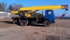 Услуги крана Ивановец 14 тонн,22 тонны ,25 тонн, 7 тонн г . Артем.