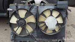 Вентилятор охлаждения радиатора. Toyota Ipsum, SXM10, SXM10G Двигатель 3SFE