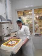 Пекарь-кондитер. Среднее образование, опыт работы 6 лет
