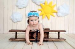 Детская фотосессия, годовасие