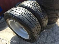 Bridgestone B-RV AQ. Летние, 2000 год, износ: 30%, 2 шт