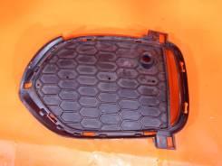 Решётка в передний бампера BMW X5, левая