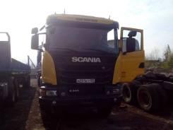 Scania. Тягач G440CA6x6EHZ, 2013 (стоит в г. Алдан ) не, 2 000 куб. см., 1 000 кг.