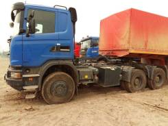Scania. Тягач G440CA6x6EHZ, 2014 (2шт. ) (стоит в г. Алдан ), 2 000 куб. см., 1 000 кг.