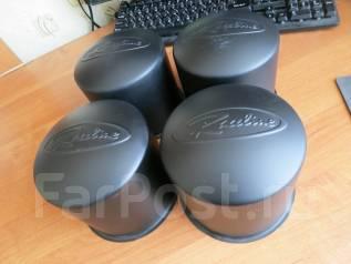 """Крупные колпаки стаканы для колесных дисков. Металл. Заглушки ЦО. Диаметр 20"""""""", 4шт"""