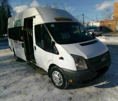 Ford Transit. Форд транзит, 3 000 куб. см., 25 мест