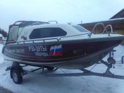 Корвет-500 HT. Год: 2010 год, длина 5,93м., двигатель подвесной, 90,00л.с., бензин