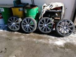 Продам комплект 18 колес!. 7.5x18 5x100.00
