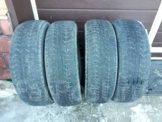 Bridgestone Dueler H/T 684II. Летние, 2010 год, износ: 40%, 4 шт