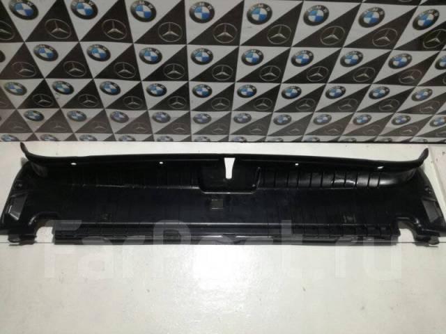 Облицовка багажника с БМВ 3 серии, е46 купэ компакт. BMW 3-Series