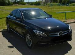 Mercedes-Benz C-Class. W205, 274