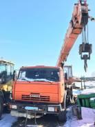 КамАЗ 53215. Продается автокран КС-55722-2 ЮРГА 25 т. на базе а/м Камаз 53215-15, 10 850 куб. см., 25 000 кг.